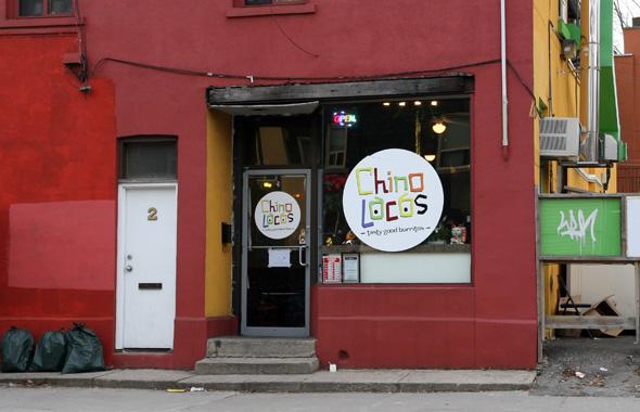 chino loco Chino loco eats, highland, michigan 790 likes a modern day taqueria.